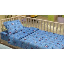 Постельное белье «Kids Marines» в детскую кроватку
