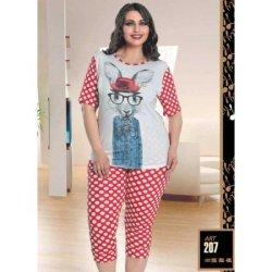 Домашняя одежда для женщин 207 2XL