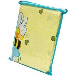 Постельное белье в детскую кроватку «Пчелка»