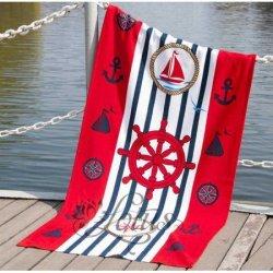 Пляжное полотенце Sailor
