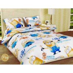 Детское постельное белье «Уникумы»