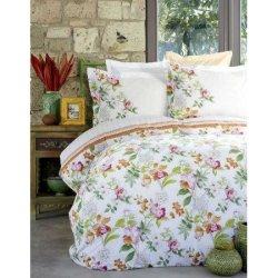 Полуторное постельное бельё + пике Paradise Orange