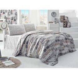 Стёганое покрывало на кровать City Style