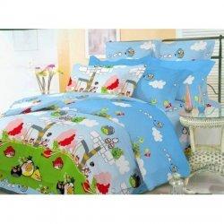 Детское постельное белье «Angry Birds»