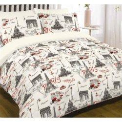 Комплект постельного белья «Семь чудес света»