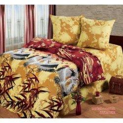 Комплект постельного белья «Журавли»