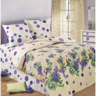 Комплект постельного белья «Сирень»