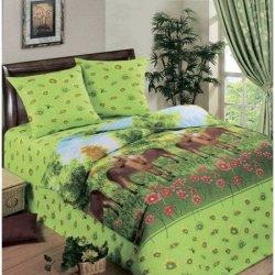 Комплект постельного белья «На лугу»