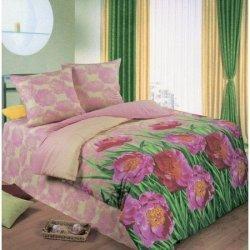 Комплект постельного белья «Пионы»