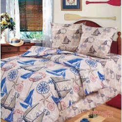 Комплект постельного белья «Регата»