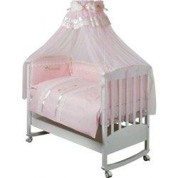 Набор в кроватку «Принцесса» Swarovski