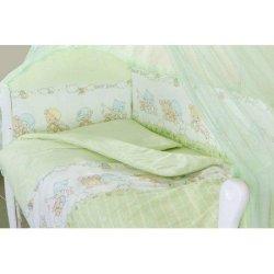 Защита на кроватку «Шапочки» Lux