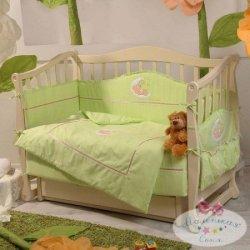 Набор в кроватку «Тедди»