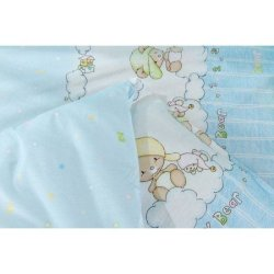Детский комплект в кроватку «Шапочки»