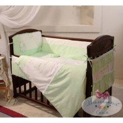 Набор в кроватку для новорожденных «Darling»