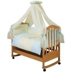 Набор в кроватку для новорожденных «Ангел»