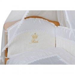 Бампер на кроватку «Версаль» Swarovski