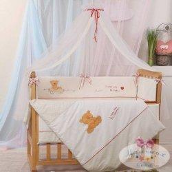 Набор в кроватку для новорожденных «My mammy»
