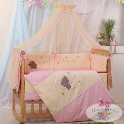 Набор в кроватку для новорожденных «Воображуля»