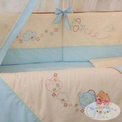 Детский комплект в кроватку «Авиатор»