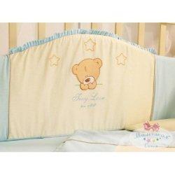 Защита на кроватку Tiny Love Blue