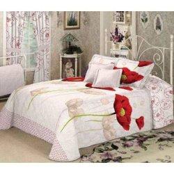 Комплект постельного белья «Маковый цвет»