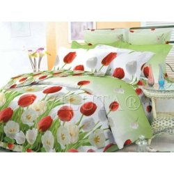 Постельное белье «Тюльпаны»