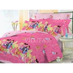 Детское постельное белье «Феи Winx»