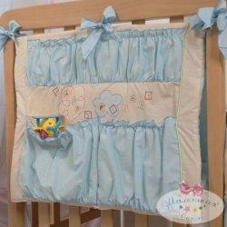 Карман для детской кроватки «Авиатор»