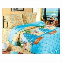 Комплект постельного белья «Вокруг света»