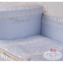 Сменное постельное белье в кроватку