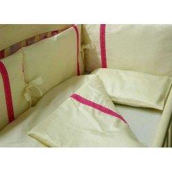 """Комплект в кроватку для новорожденных """"Нежность"""""""