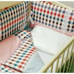 """Комплект в кроватку для новорожденных """"Сладкий сон"""""""