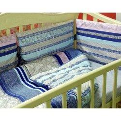 """Комплект в кроватку для новорожденных """"Соната"""""""