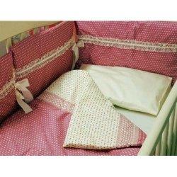 """Комплект в кроватку для новорожденных """"Шик"""""""