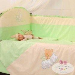 Детский комплект в кроватку «Маленькая соня»