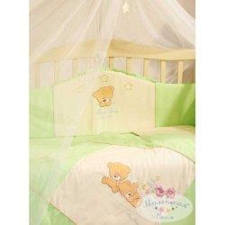 Детское постельное белье Tiny Love lime green