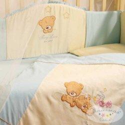 Детское постельное белье Tiny Love Blue