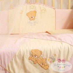 Детское постельное белье Tiny Love Pink
