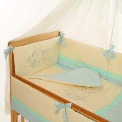 Детское постельное белье Funny Bunny Blue
