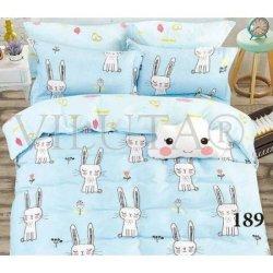 Детское постельное белье Вилюта Hares
