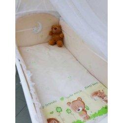 Набор постельного белья для детской кроватки «Ноченька»
