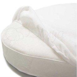 Наматрасник непромокаемый в круглую кроватку