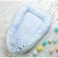 Кокон Маленькая Соня Baby Design Premium Ice