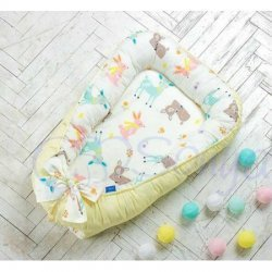 Кокон Маленькая Соня Baby Design Premium Bamby