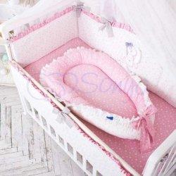 Кокон Lucky Star розовый