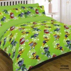 Детское постельное белье «Патруль зелёный»