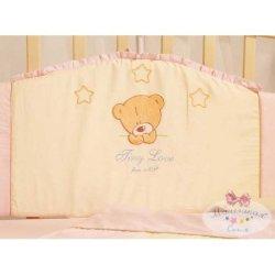 Защита на кроватку Tiny Love Pink