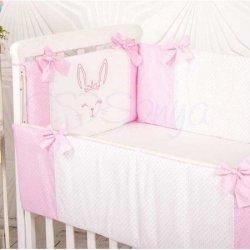 Защита на кроватку Smile Pink