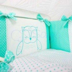 Защита на кроватку Smile Mint